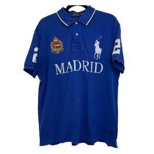 POLO RALPH LAUREN Madrid Rugby Shirt XL
